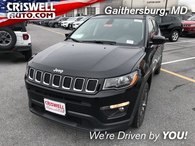 2020 Jeep Compass SUN & WHEEL FWD Gaithersburg MD