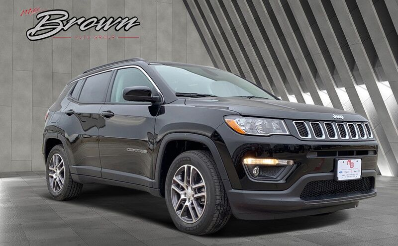 2020 Jeep Compass SUN & WHEEL FWD Granbury TX