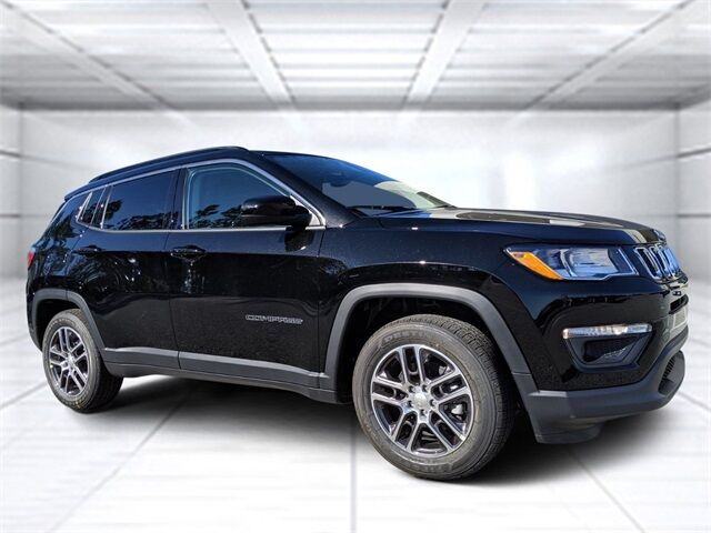 2020 Jeep Compass SUN & WHEEL FWD Davenport FL