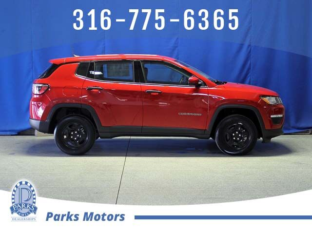 2020 Jeep Compass Sport Wichita KS