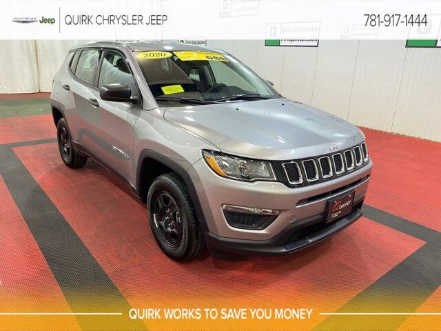 2020 Jeep Compass Sport Braintree MA