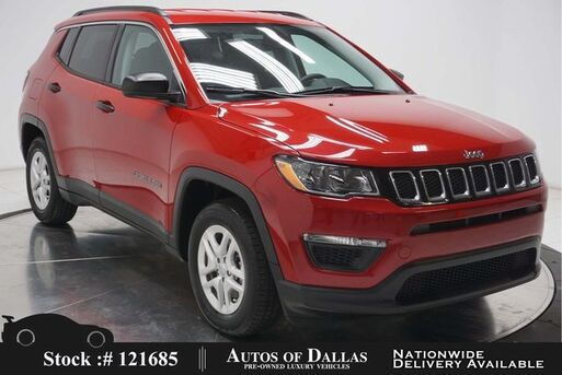 2020_Jeep_Compass_Sport CAM,KEY-GO,16IN WHLS_ Plano TX