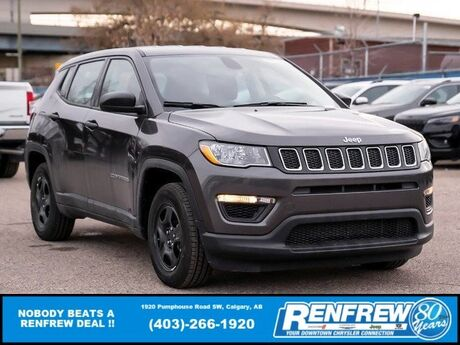 2020 Jeep Compass Sport Calgary AB