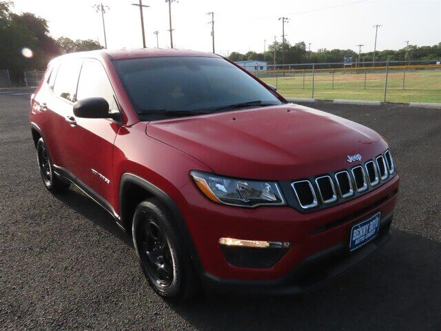 2020 Jeep Compass Sport Marble Falls TX