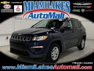 2020 Jeep Compass Sport Miami Lakes FL