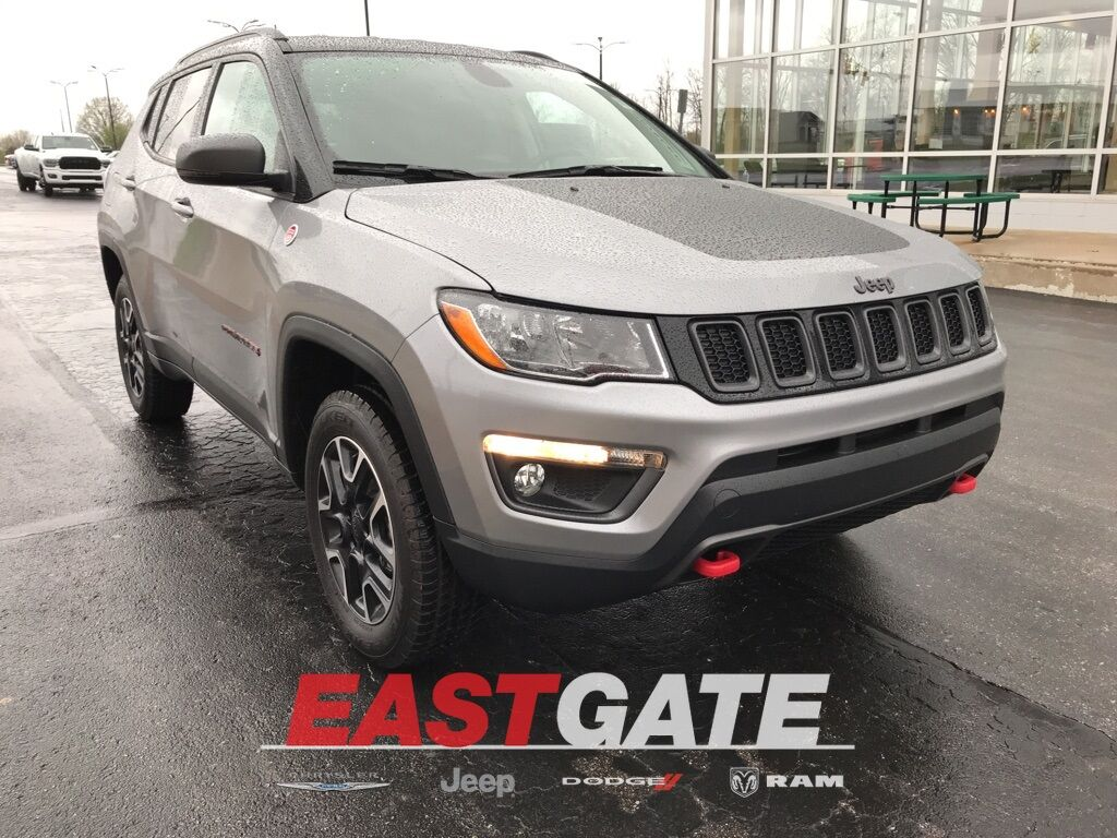 2020 Jeep Compass TRAILHAWK 4X4 Indianapolis IN