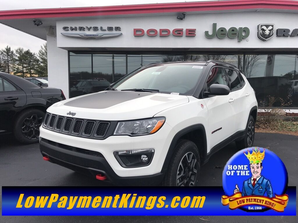 2020 Jeep Compass TRAILHAWK 4X4 Shelby OH