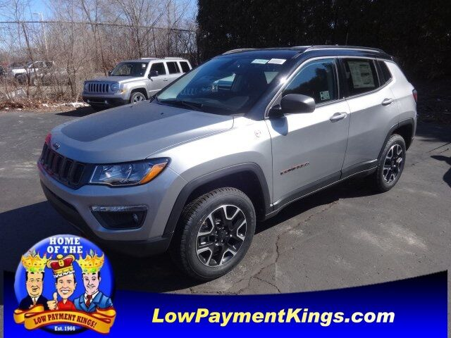 2020 Jeep Compass TRAILHAWK 4X4 Monroe MI