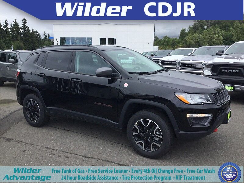 2020 Jeep Compass TRAILHAWK 4X4 Port Angeles WA