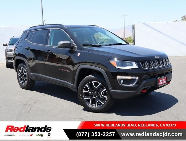 2020 Jeep Compass TRAILHAWK 4X4 Redlands CA