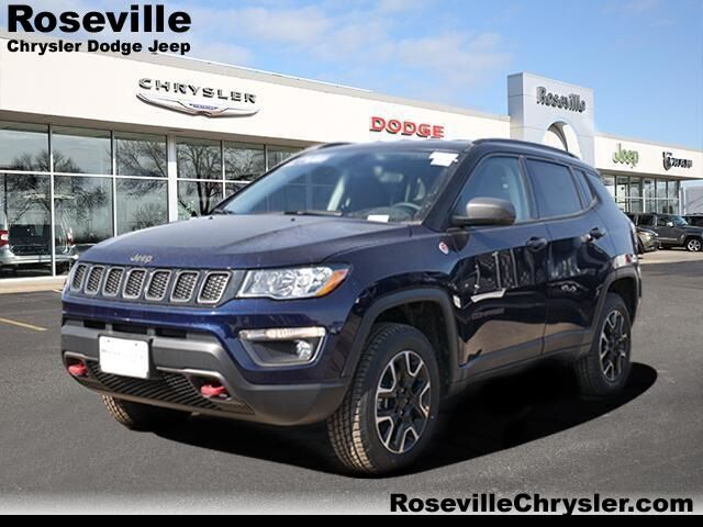 2020 Jeep Compass TRAILHAWK 4X4 Roseville MN