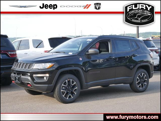 2020 Jeep Compass Trailhawk 4x4 Stillwater MN