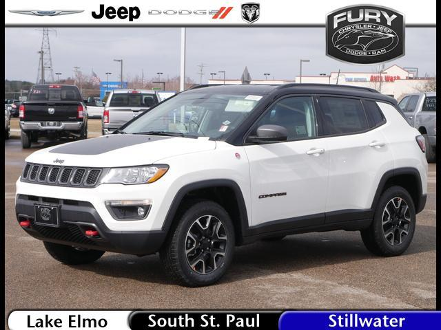 2020 Jeep Compass Trailhawk 4x4 St. Paul MN