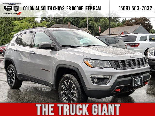 2020 Jeep Compass Trailhawk 4x4 Dartmouth MA