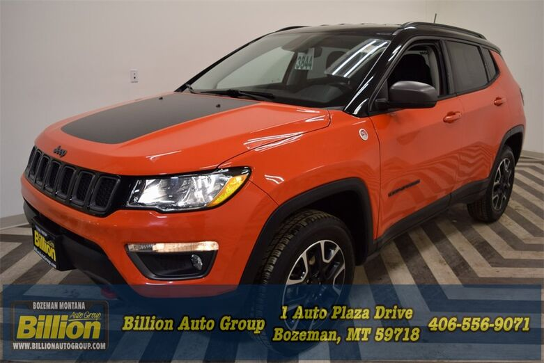 2020 Jeep Compass Trailhawk Bozeman MT