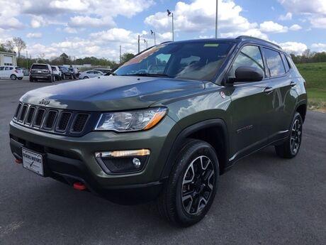 2020 Jeep Compass Trailhawk Campbellsville KY