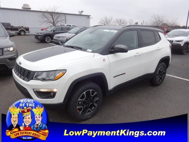2020 Jeep Compass Trailhawk Monroe MI
