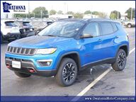 2020 Jeep Compass Trailhawk Owatonna MN