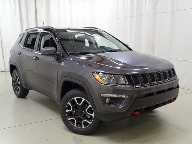 2020 Jeep Compass Trailhawk Raleigh NC