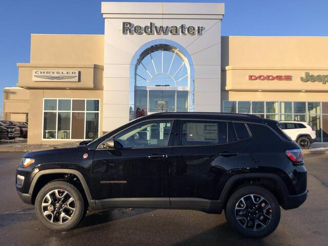 2020 Jeep Compass Trailhawk Redwater AB