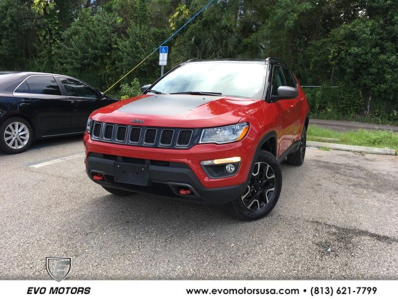 2020 Jeep Compass Trailhawk Seffner FL