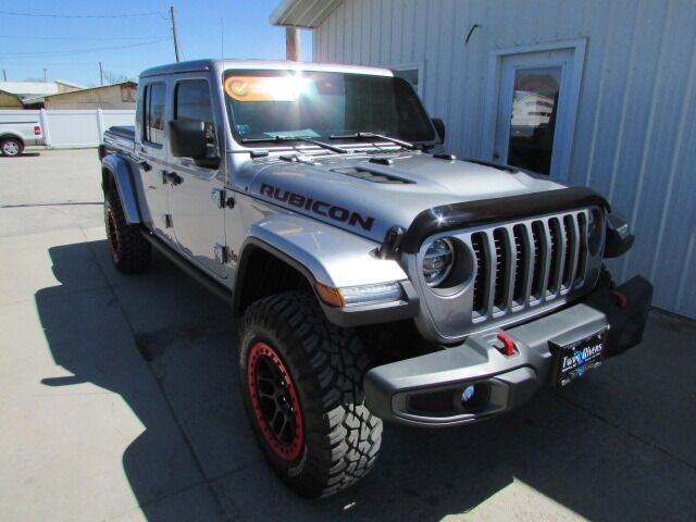2020 Jeep GLADIATOR RUBICON Beatrice NE
