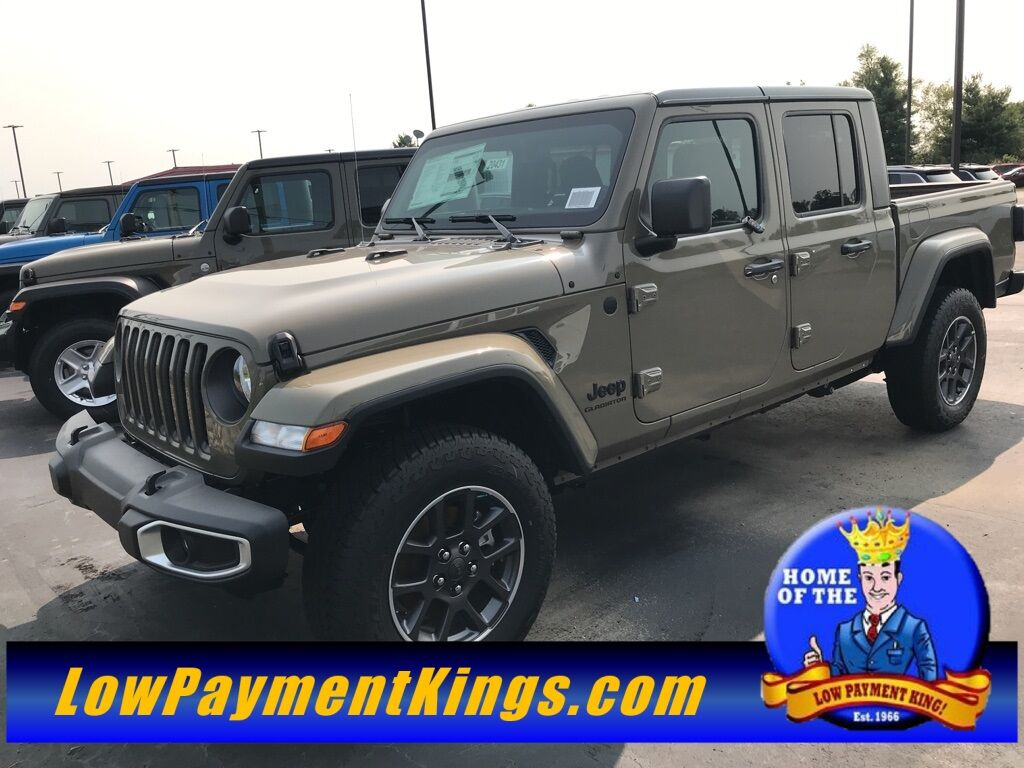2020 Jeep Gladiator ALTITUDE 4X4 Shelby OH