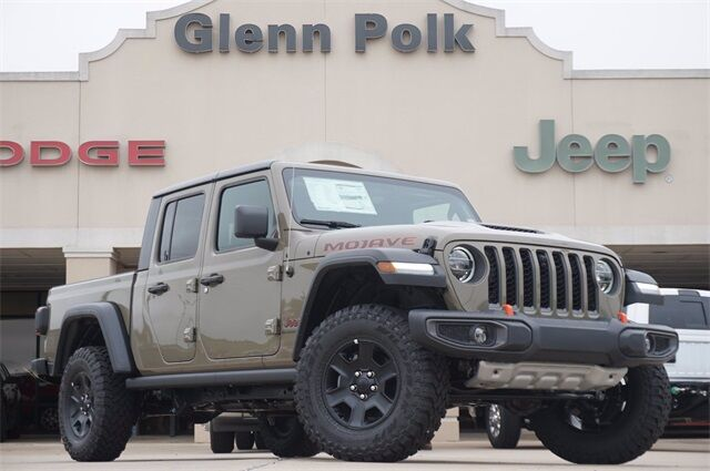 2020 Jeep Gladiator MOJAVE 4X4 Gainesville TX