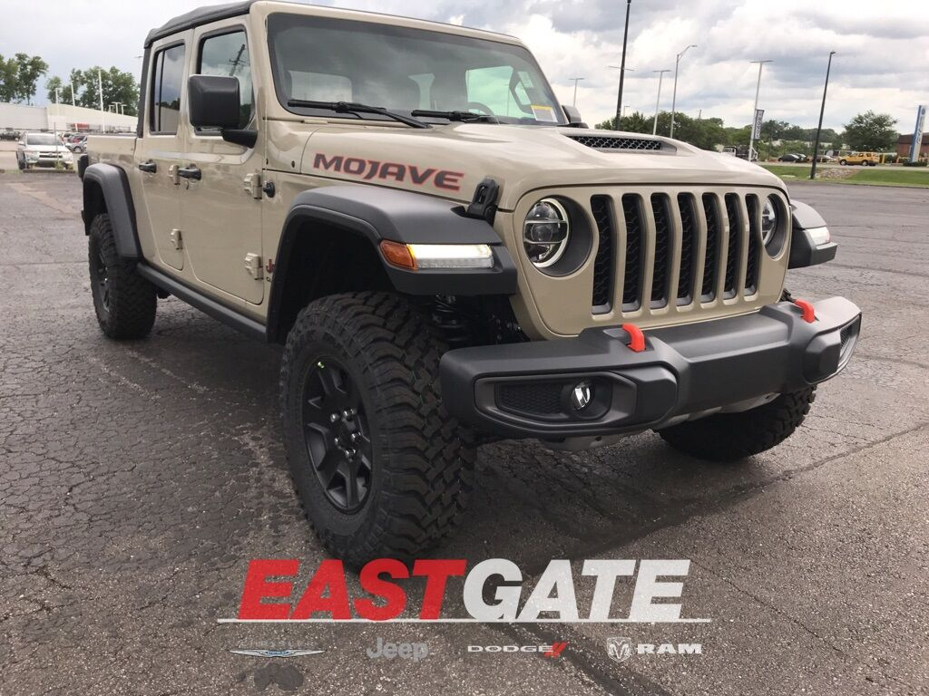 2020 Jeep Gladiator MOJAVE 4X4 Indianapolis IN