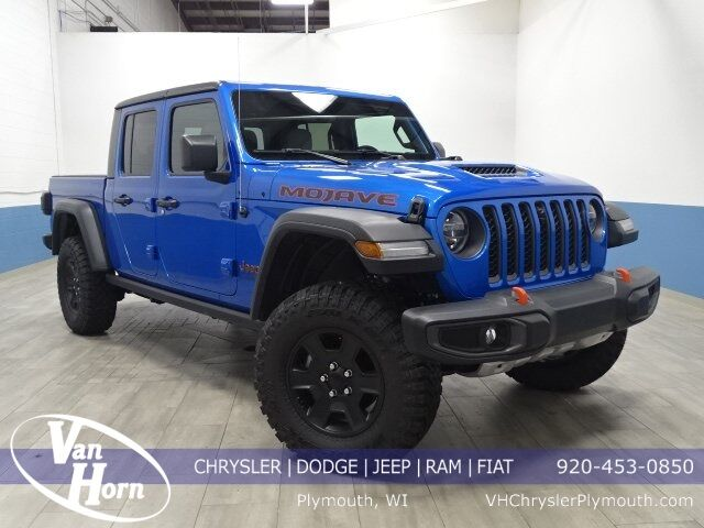 2020 Jeep Gladiator MOJAVE 4X4 Plymouth WI