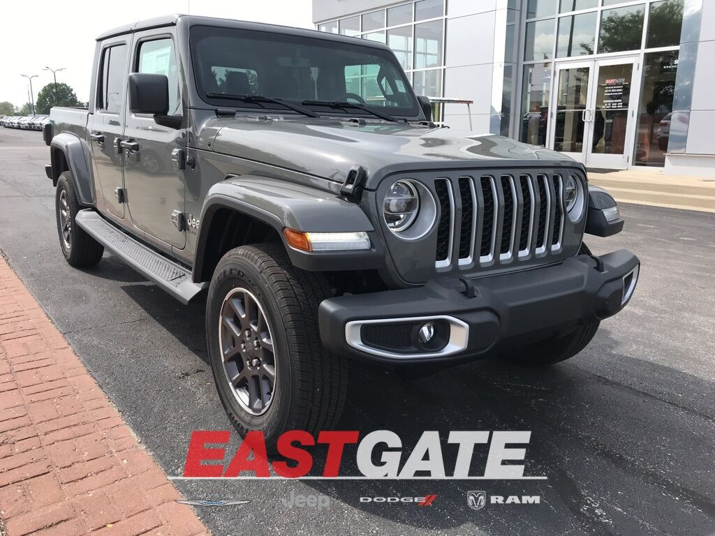 2020 Jeep Gladiator OVERLAND 4X4 Indianapolis IN