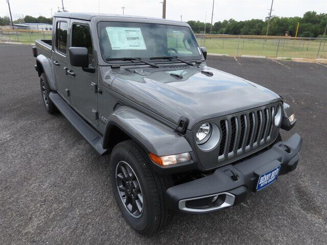 2020 Jeep Gladiator OVERLAND 4X4 Lampasas TX