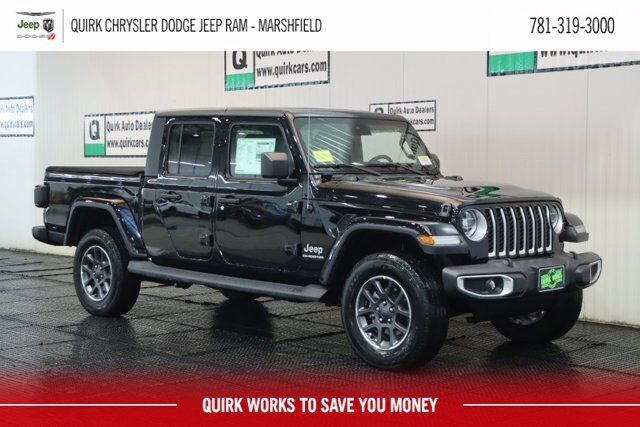 2020 Jeep Gladiator OVERLAND 4X4 Marshfield MA