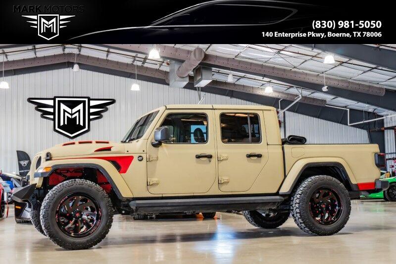 2020_Jeep_Gladiator_Overland - $20K BUILD BY SOFLO JEEPS_ Boerne TX