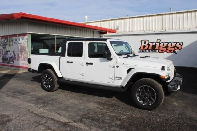 2020 Jeep Gladiator Overland 4x4 Fort Scott KS