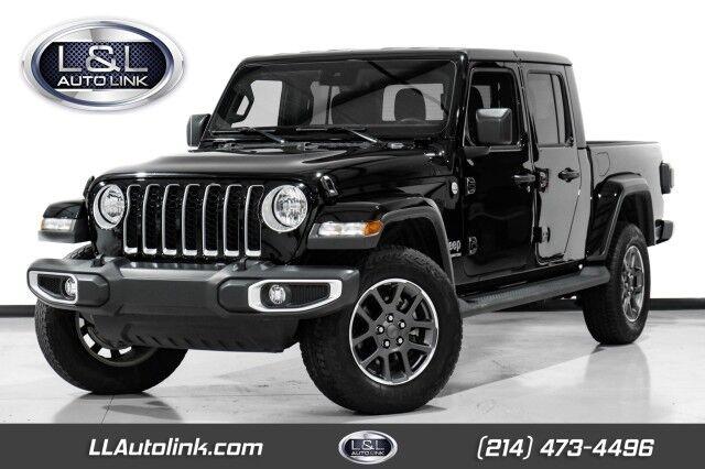 2020 Jeep Gladiator Overland Lewisville TX