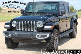 2020_Jeep_Gladiator_Overland_ Lubbock TX