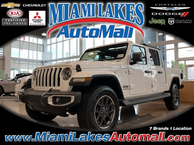2020 Jeep Gladiator Overland Miami Lakes FL