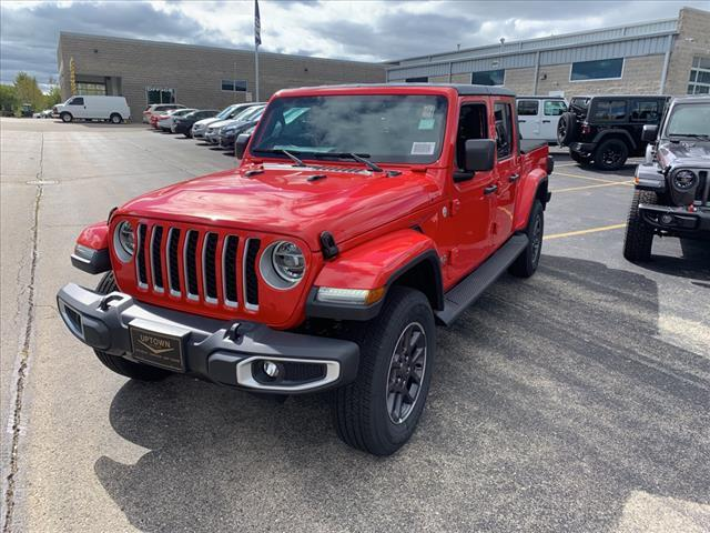 2020 Jeep Gladiator Overland Milwaukee and Slinger WI