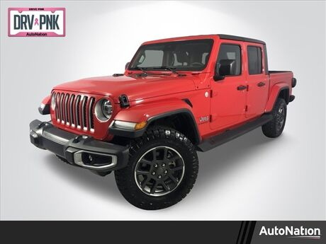 2020 Jeep Gladiator Overland Naperville IL