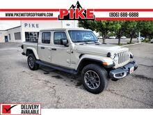 2020_Jeep_Gladiator_Overland_ Pampa TX