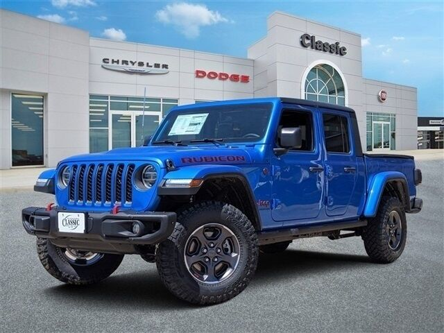 2020 Jeep Gladiator RUBICON 4X4 Arlington TX