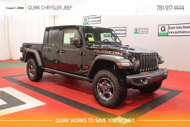 2020 Jeep Gladiator RUBICON 4X4 Braintree MA