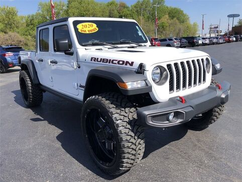 2020_Jeep_Gladiator_RUBICON 4X4_ Evansville IN