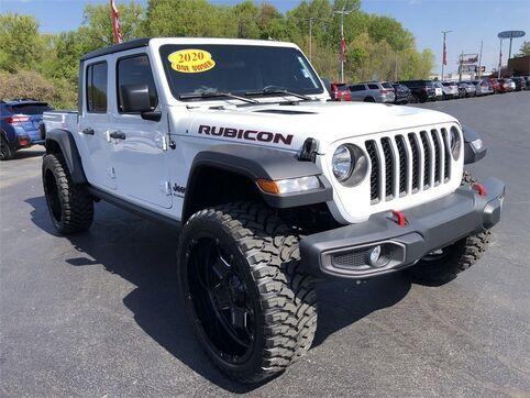 2020_Jeep_Gladiator_RUBICON 4X4_ Evansville IN
