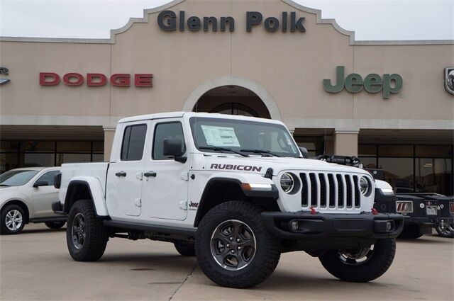 2020 Jeep Gladiator RUBICON 4X4 Gainesville TX