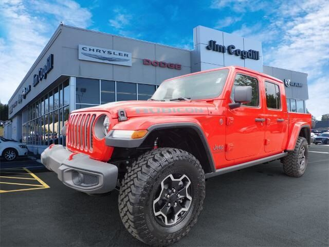 2020 Jeep Gladiator RUBICON 4X4 Knoxville TN