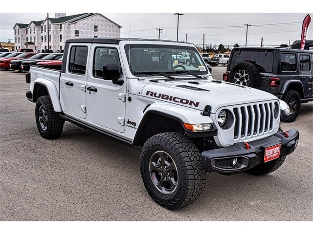 2020 Jeep Gladiator RUBICON 4X4 Andrews TX