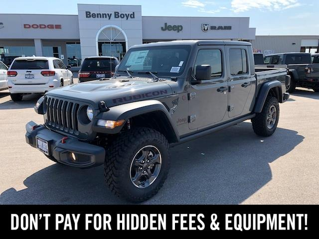 2020 Jeep Gladiator RUBICON 4X4 Lockhart TX