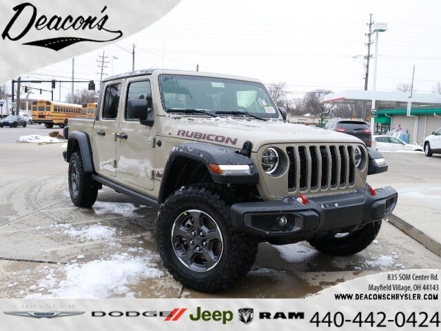 2020 Jeep Gladiator RUBICON 4X4 Mayfield Village OH